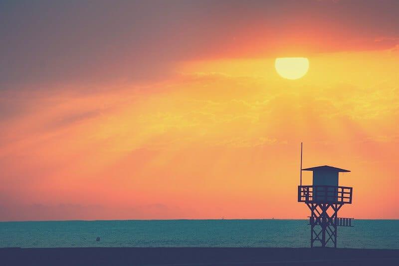 Meer und Sonne